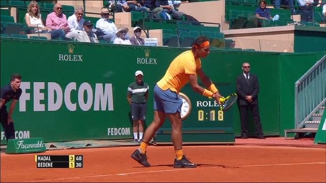 Rafel+Nadal+debutar%C3%A0+a+Montecarlo+contra+Bedene