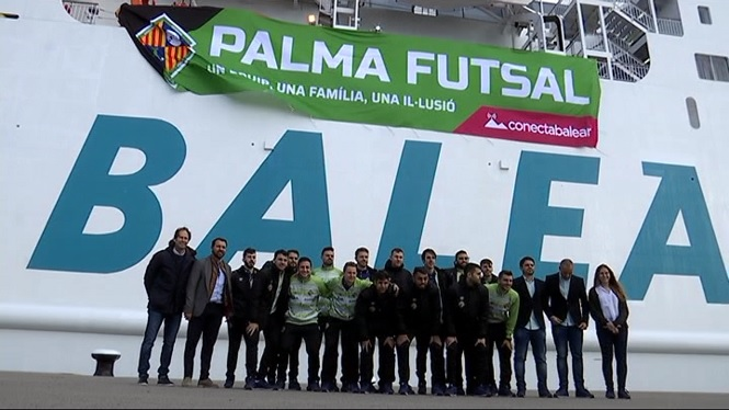 El+Palma+Futsal+s%27embarca+a+la+Copa