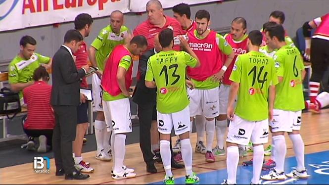 El+Palma+Futsal+acapara+nominacions+en+els+premis+als+millors+de+la+temporada