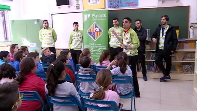 El+Palma+Futsal+m%C3%A9s+educatiu