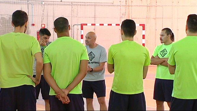 El+Palma+Futsal+es+juga+dem%C3%A0+l%E2%80%99acc%C3%A9s+a+la+Final+de+la+Lliga+amb+el+Movistar+Inter