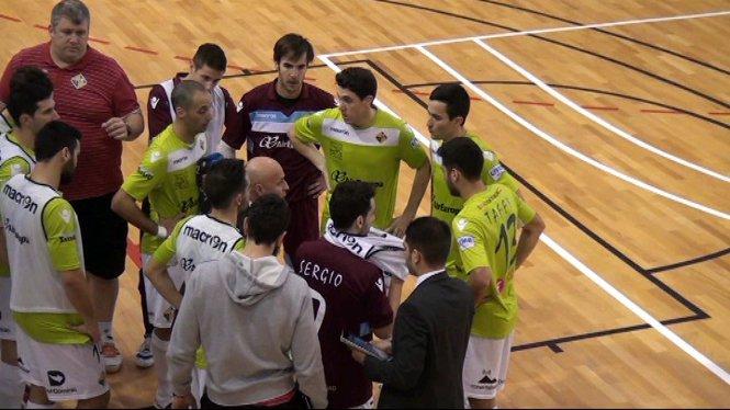 El+Palma+Futsal+perd+la+tercera+pla%C3%A7a+a+Pen%C3%ADscola