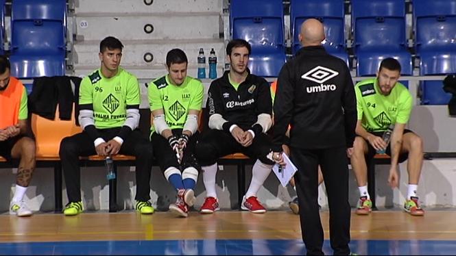 El+Palma+Futsal+acomiada+el+2016+davant+el+Cartagena