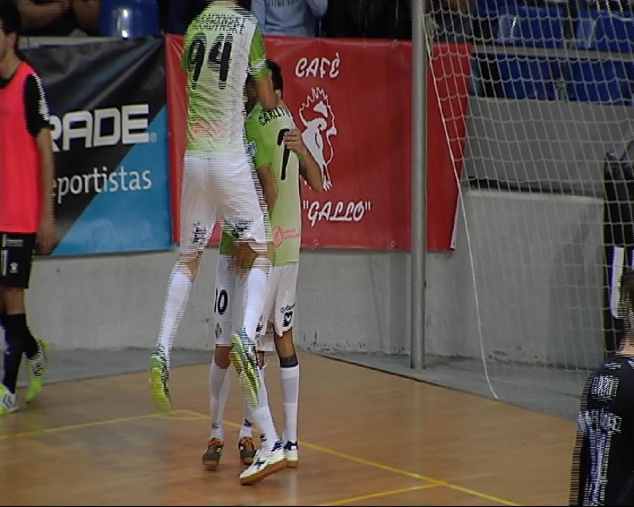 El+Palma+Futsal+prepara+la+Copa+amb+una+golejada+a+la+Lliga