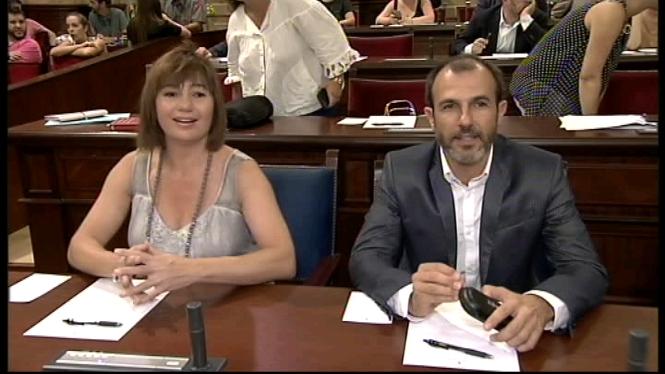 Comen%C3%A7a+oficialment+la+novena+legislatura+al+Parlament+de+les+Illes+Balears
