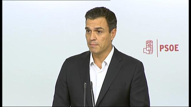 Pedro+S%C3%A1nchez+parl%C3%A0+p%C3%BAblicament+ahir+vespre%2C+per+primera+vegada%2C+de+la+crisi+en+el+si+del+PSOE