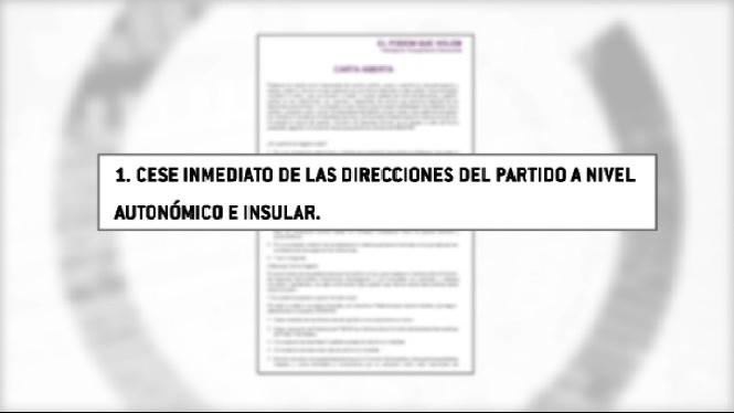 Un+grup+de+militants+de+Podem+vol+dimissions+a+la+Direcci%C3%B3