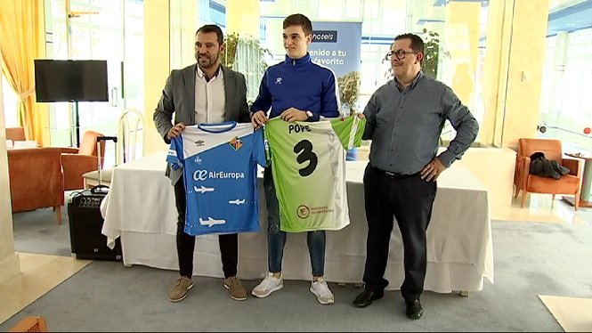 El+Palma+Futsal+recupera+el+jove+Pope