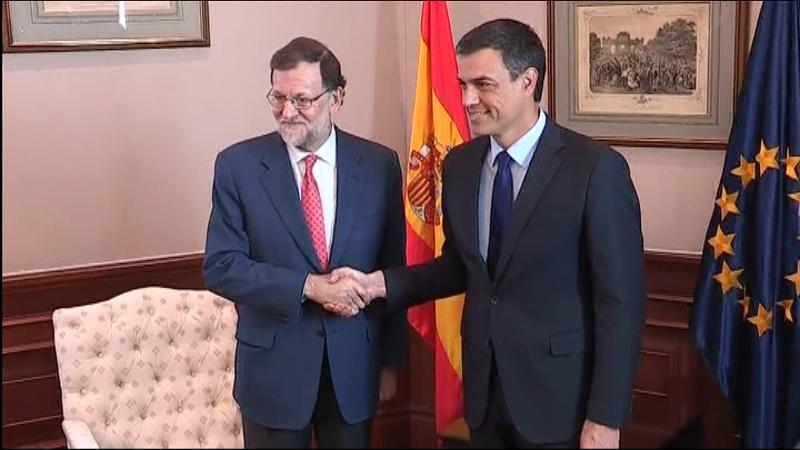 Pedro+S%C3%A1nchez+ha+dit+%E2%80%9Cno%E2%80%9D+a+la+formaci%C3%B3+d%27una+gran+coalici%C3%B3+que+permeti+governar+a+Mariano+Rajoy
