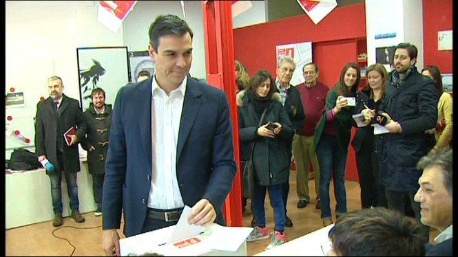 Els+militants+del+PSOE+voten+avui+si+accepten+o+no+el+pacte+amb+Ciutadans