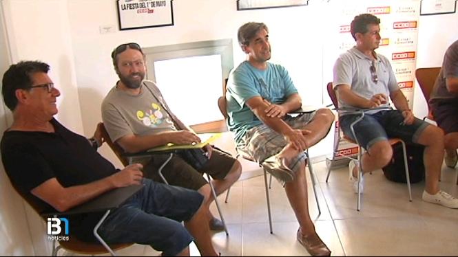 Desconvocada+parcialment+la+vaga+dels+treballadors+de+terra+d%E2%80%99Iberia+a+Eivissa