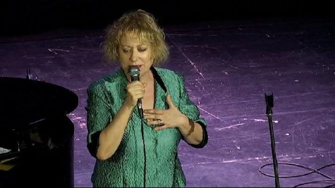 Marina+Rossell+ofereix+un+recital+a+Menorca