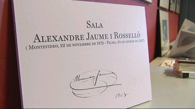 La+biblioteca+de+Bellver+es+dir%C3%A0+Alexandre+Jaume