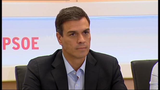 Pedro+S%C3%A1nchez+proposa+readmetre+els+17+membres+cr%C3%ADtics+que+varen+dimitir+aquesta+setmana