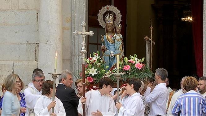 Inca+commemora+el+50+aniversari+de+la+coronaci%C3%B3+de+Santa+Maria+la++Major
