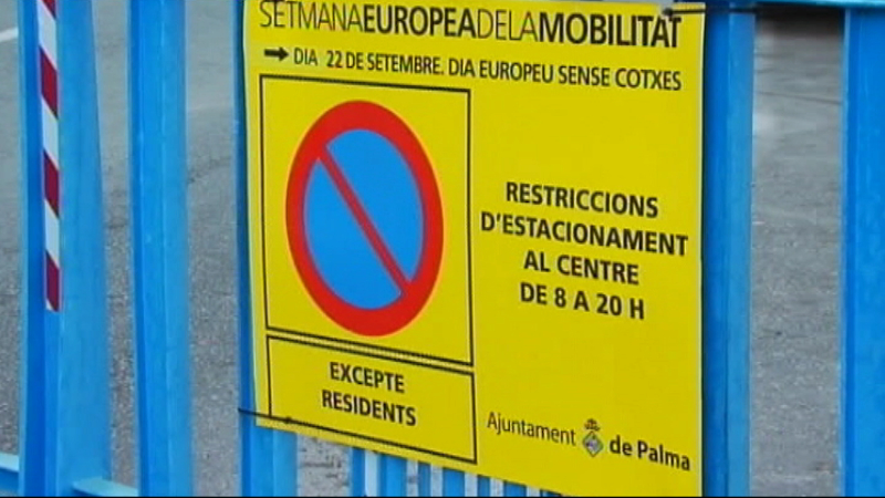 Dia+sense+cotxes+a+Palma