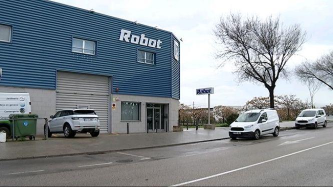 La+tecnol%C3%B2gica+mallorquina+Robot+tanca+amb+bons+resultats+la+primera+setmana+a+borsa