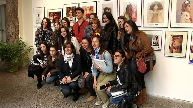 Frida+Kahlo+vista+pels+joves+a+la+23ena+edici%C3%B3+de+Foto+Jove
