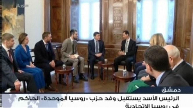 Al+Assad+es+reuneix+amb+parlamentaris+russos+per+analitzar+les+conseq%C3%BC%C3%A8ncies+de+l%27atac+aliat