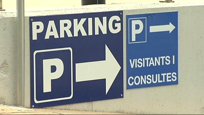 El+Govern+negocia+una+rebaixa+de+preus+dels+aparcaments+de+Son+Espases+i+Can+Misses