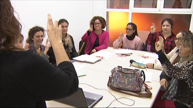 Formen+professors+per+atendre+els+alumnes+sords+a+Menorca