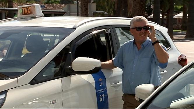 Manca+de+taxis+els+capvespres+a+Illetes