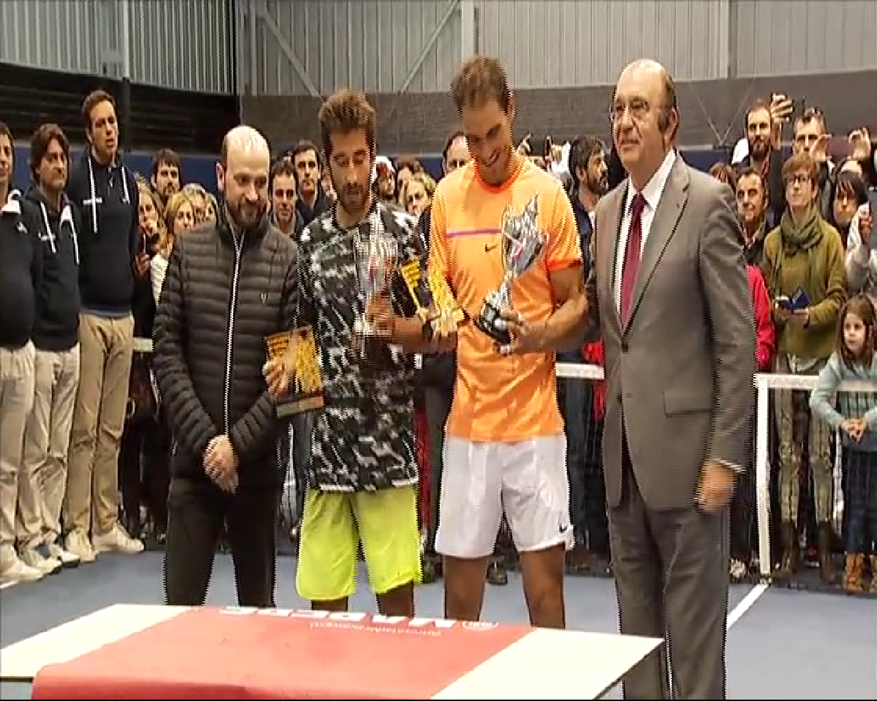 Nadal+i+L%C3%B3pez+es+proclamen+campions+d%27Espanya+en+dobles