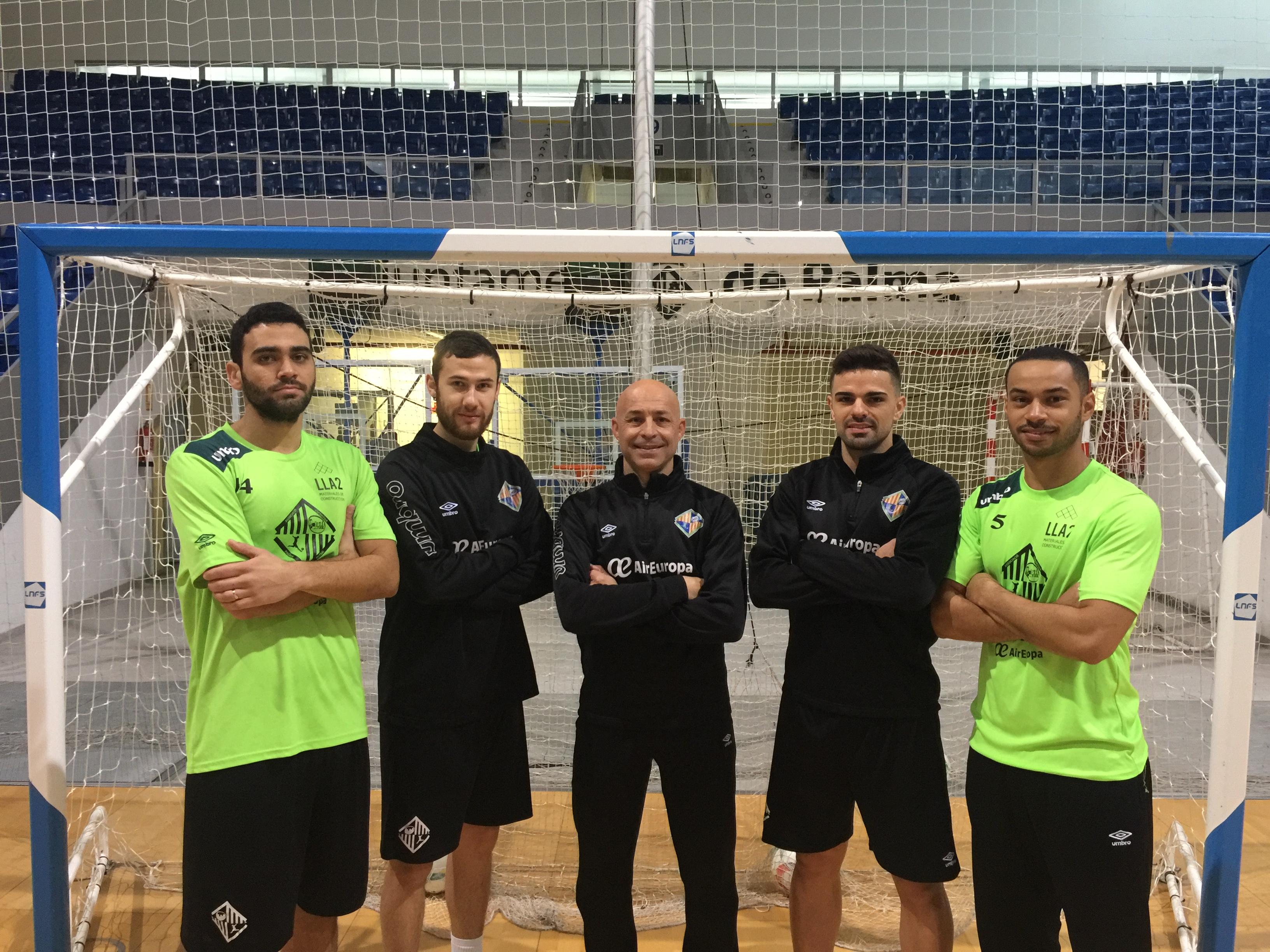 El+Palma+Futsal+visita+Tudela