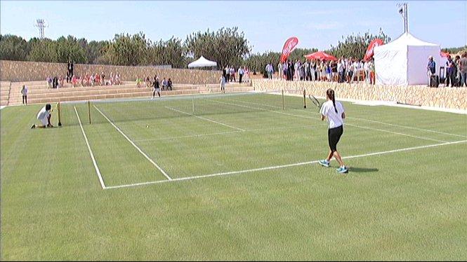 El+torneig+de+Santa+Pon%C3%A7a+ser%C3%A0+l%27assaig+general+per+a+Muguruza+i+Ivanovic+abans+de+Wimbledon