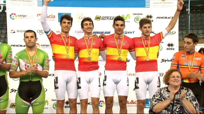 Albert+Torres+es+penja+cinc+medalles+en+els+nacionals+de+Ciclisme+en+pista