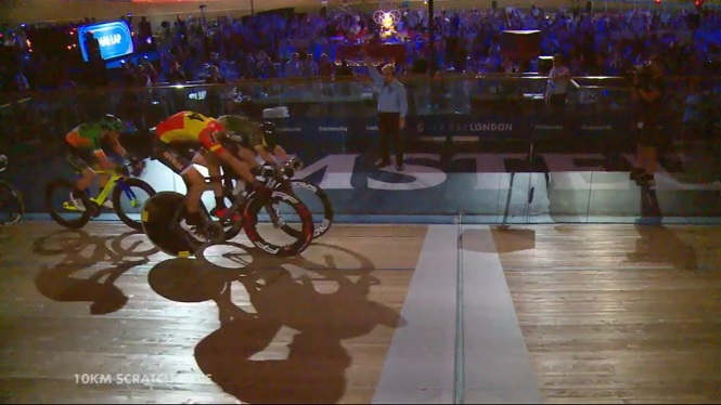 Albert+Torres+li+disputa+un+sprint+a+Mark+Cavendish