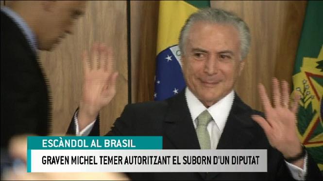 Impliquen+el+president+del+Brasil+en+el+soborn+d%27un+diputat