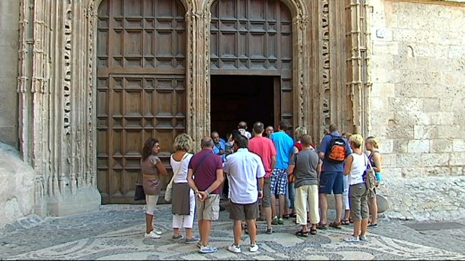 El+turisme+religi%C3%B3s%2C+en+creixement+a+Mallorca