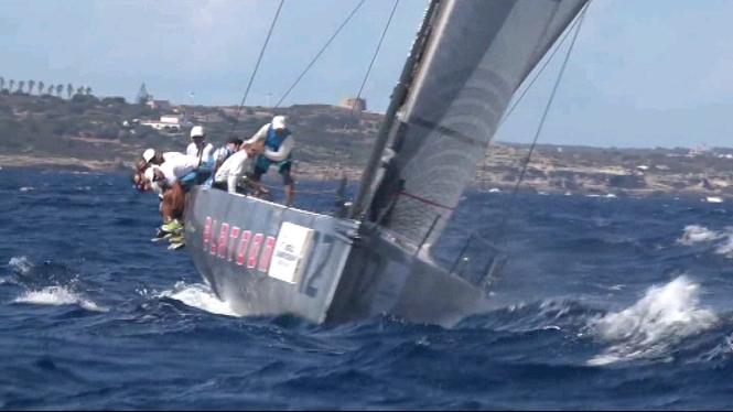El+Quantum+s%27imposa+en+la+primera+jornada+de+regates+del+mundial+TP+52+que+es+disputa+a+Menorca