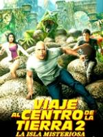 VIATGE AL CENTRE DE LA TERRA 2: L'ILLA MISTERIOSA