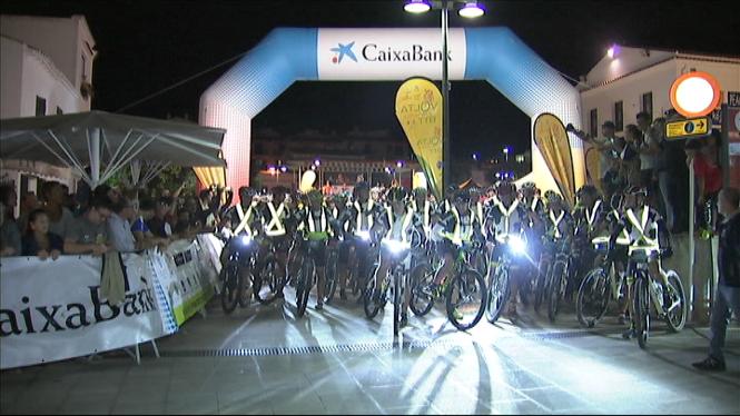 Ahir+capvespre+va+comen%C3%A7ar+a+Es+Mercadal+l%27onzena+edici%C3%B3+de+la+Volta+a+Menorca+en+bicicleta+de+muntanya