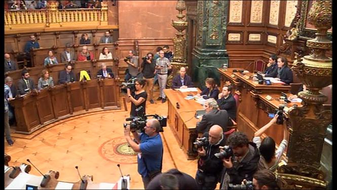 L%27Ajuntament+de+Barcelona+exigeix+l%27excarceraci%C3%B3+de+Junqueras+i+vuit+exconsellers