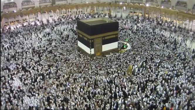 Dos+milions+de+musulmans+comencen+la+peregrinaci%C3%B3+a+la+Meca