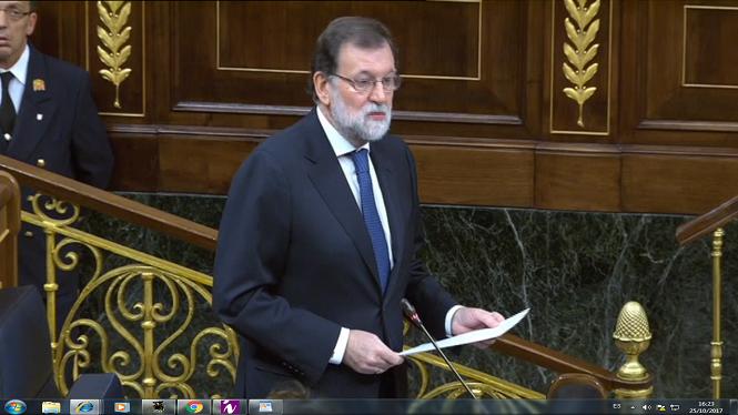 Rajoy+diu+que+el+155+%C3%A9s+l%27%C3%BAnica+opci%C3%B3+per+aturar+Puigdemont