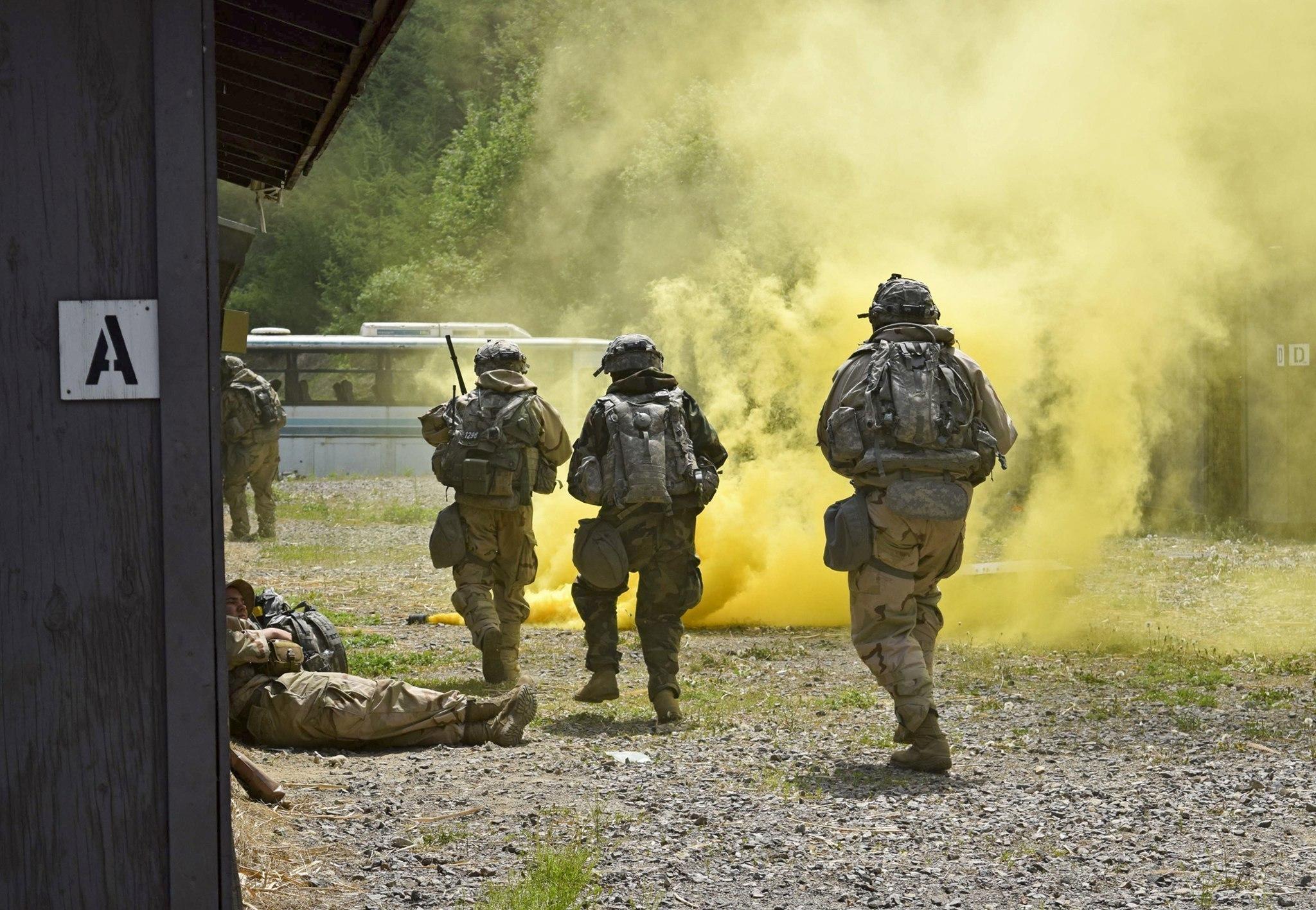 EUA assaja atacs a dipòsits d'armes de destrucció massiva nord-coreans. /EFE