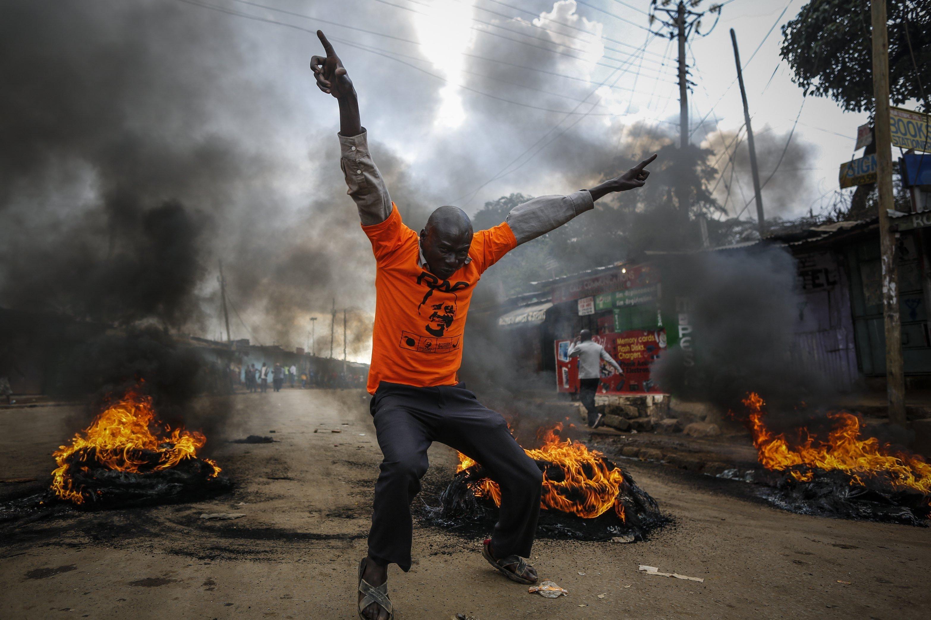 L'oposició de Kenya demana que no es voti en les eleccions de demà. /DAI KUROKAWA
