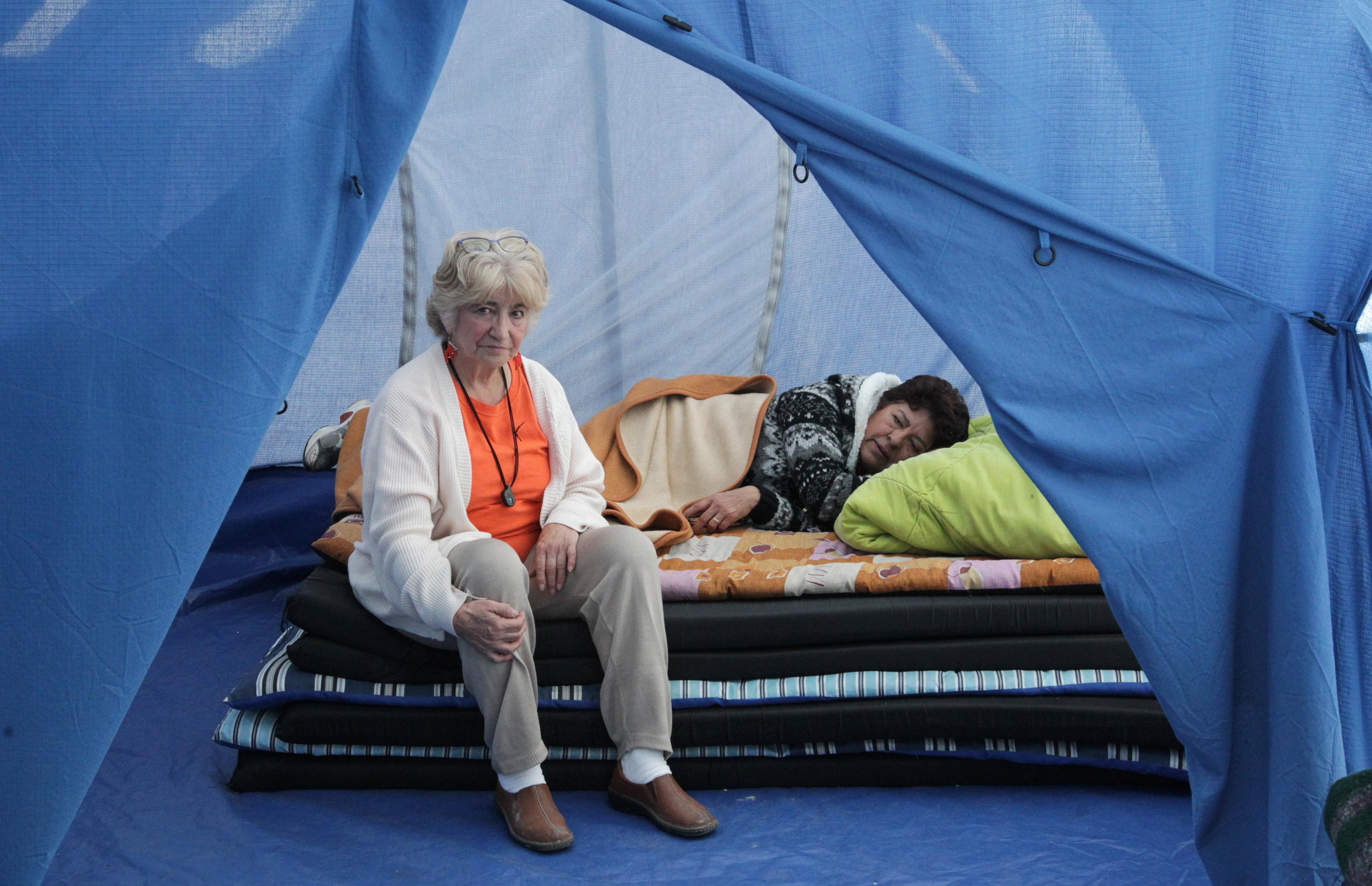 La desgràcia s'enquesta amb els més pobres tres mesos després de sisme a Mèxic. /MARIO GUZMÁN