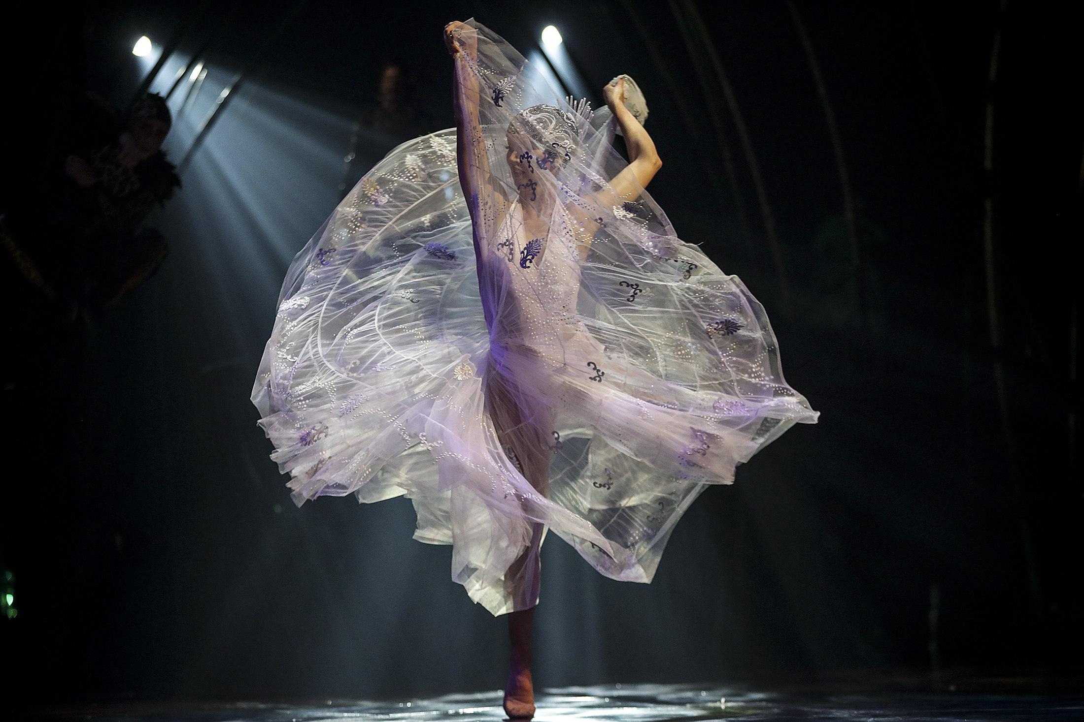 Espectacle Amaluna del Cirque du Soleil a Rio de Janeiro (Brasil) / ANTONIO LACERDA