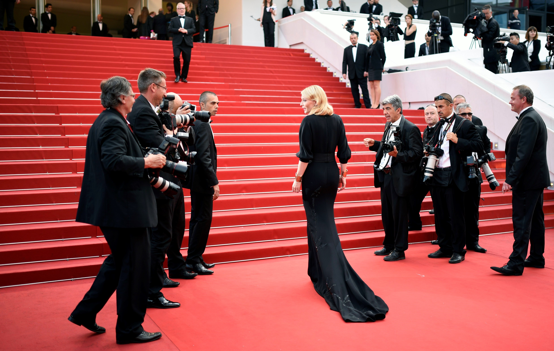 Cate Blanchett succeirà a Almodóvar com a presidenta del jurat del festival de Cannes que se celebrarà entre els dies 8 i 19 de maig. / FRANCK ROBICHON