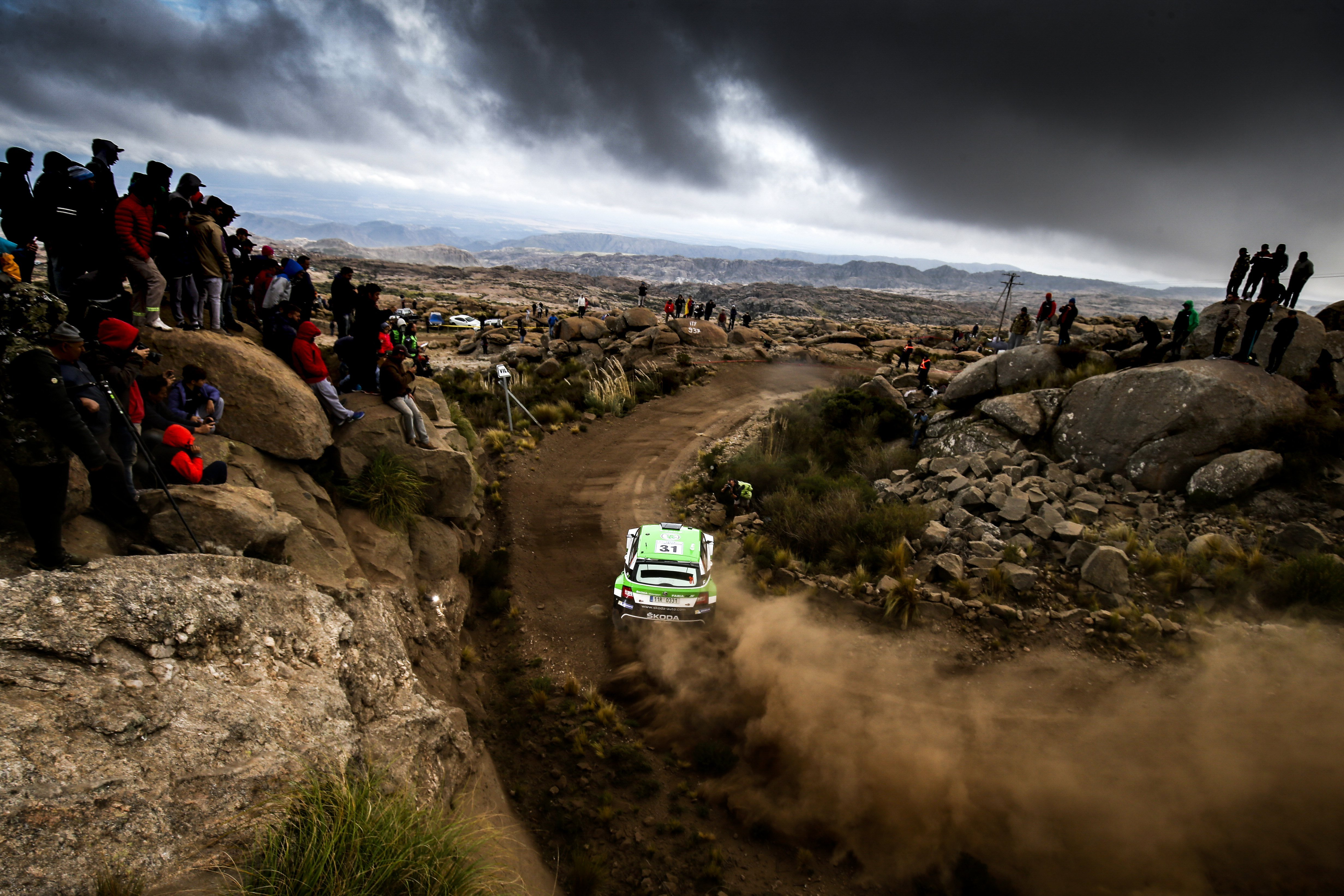 Rally Argentina 2018. /REPORTER IMAGES