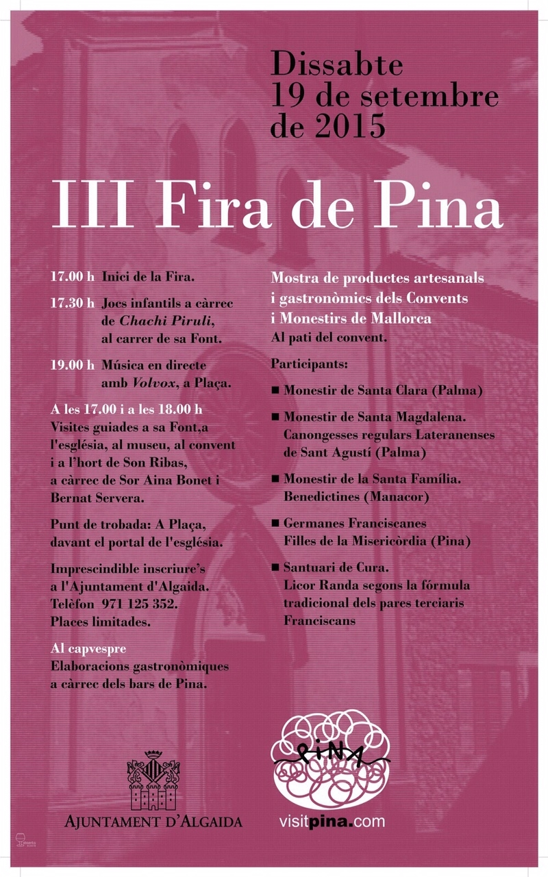 FIRA DE PINA