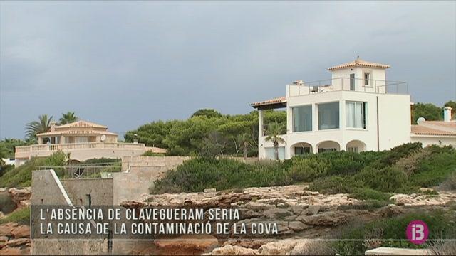 Contaminaci%C3%B3+de+les+aig%C3%BCes+a+Sa+Cova+de+Sa+Genovesa+i+Vallgornera