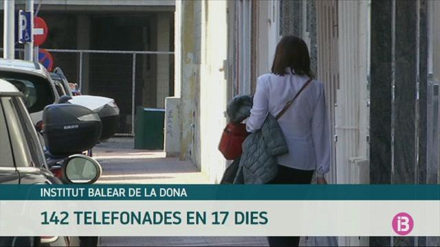 L%27Institut+Balear+de+la+Dona+ha+at%C3%A8s+142+telefonades+durant+les+festes+de+Nadal