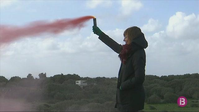 Els+talaiots+de+Menorca+brillen+pels+drets+humans