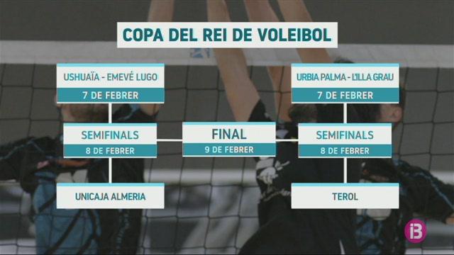 Definida+la+Copa+del+Rei+de+voleibol+de+Son+Moix
